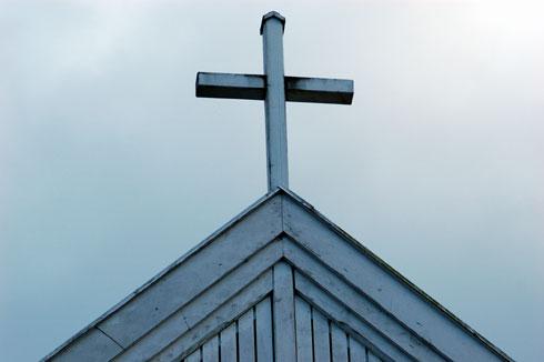 langestrand-kapell-kors